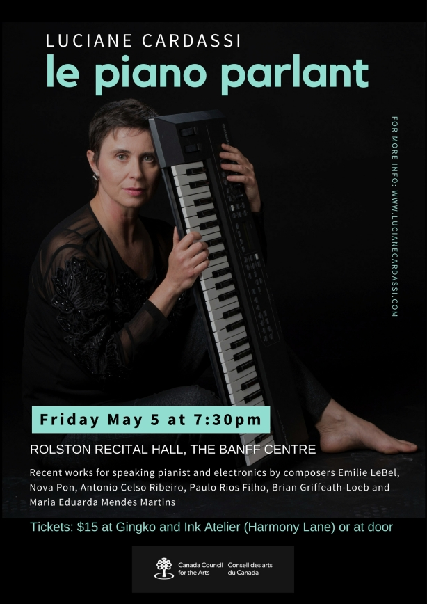 Poster May 5 Le piano parlant